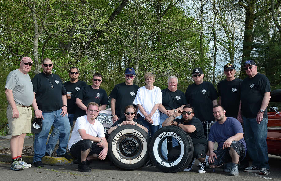 Whitewalls Car Club of Connecticut held its season opener car cruise at the Piedmont Club in Darien on April 29, 2017. The event was open to all pre-1900s cars, show trucks and classic or collectible cars of any year. Were you SEEN? Photo: J.C. Martin