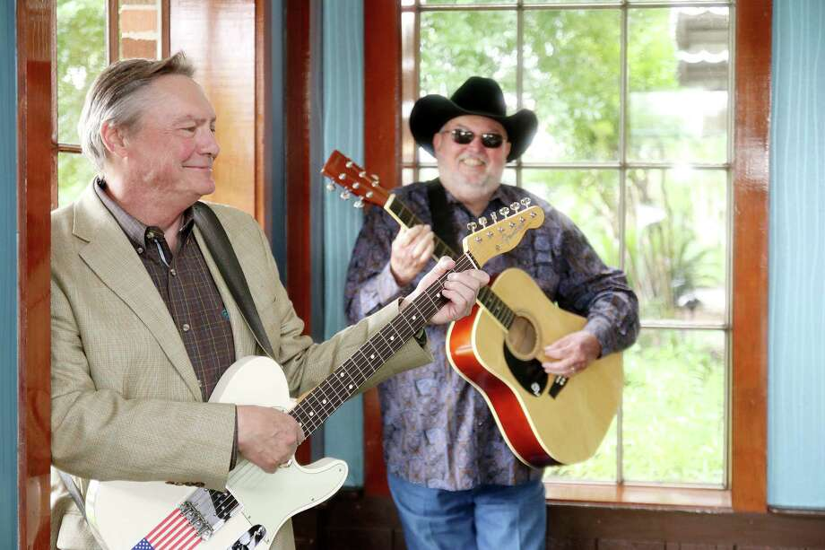 Brian Collins and Jerry Locke will be perfomring at the upcoming Tony Booth Day/Alvin Opry reunion in Pearland. Photo by Pin Lim. Photo: Pin Lim, Freelance / Copyright Forest Photography, 2017.