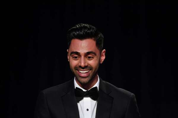 """Daily Show"" correspondent Hasan Minhaj gave the keynote roast at the White House Correspondents Dinner 2017 in Washington, D.C., on Saturday."