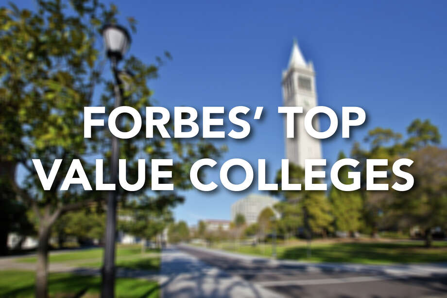 Click through to see which schools ranked best for return on investment, according to Forbes Magazine.