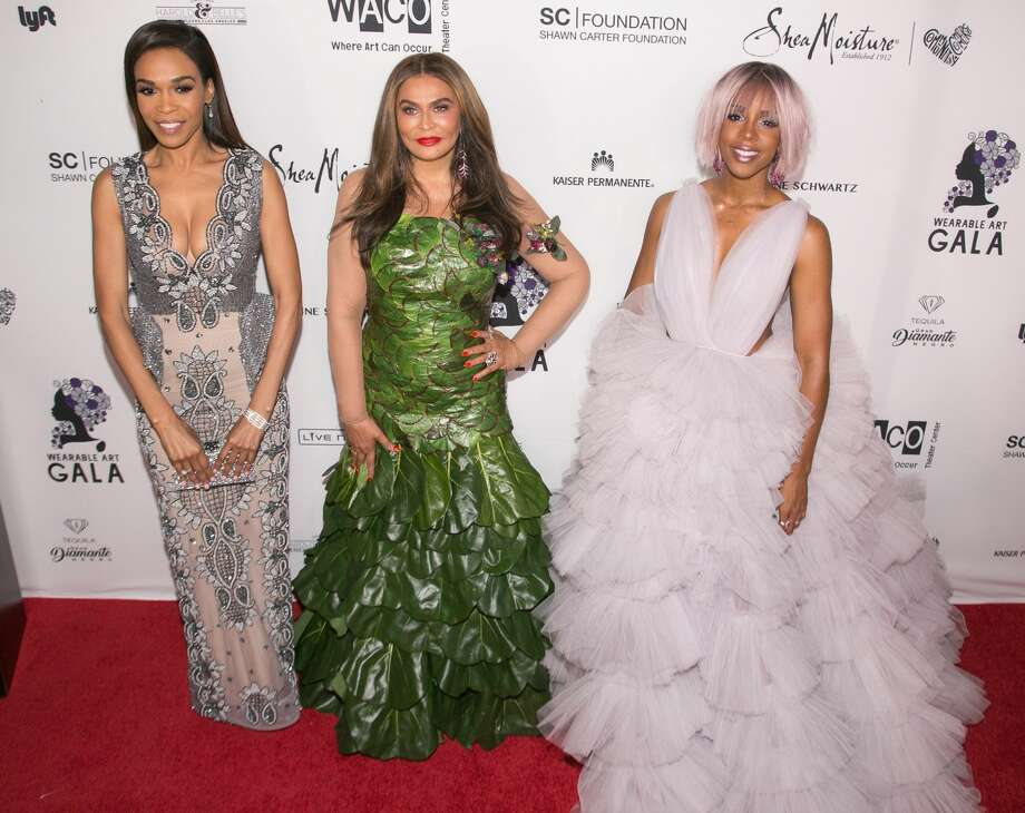 Michelle Williams, Tina Knowles and Kelly Rowland Photo: Gabriel Olsen/FilmMagic