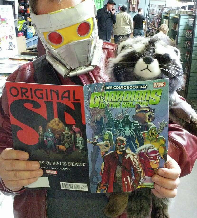 More than 50 titles will be offered at Comic Book Day at comic book stores across the country.