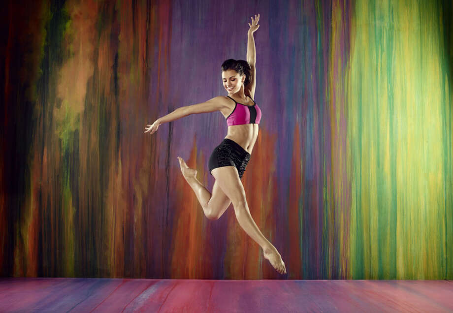 """Hayley Erbert, who has taught dance in San Antonio, will be performing here as part of the summer """"Dancing With the Stars"""" tour. Photo: Fox"""
