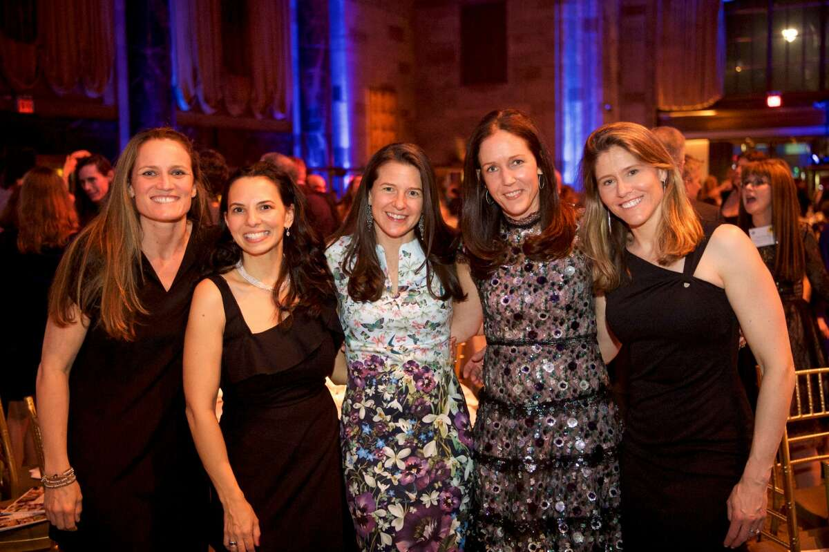 Winston Preparatory School held its annual benefit, Lives Over Time, at Cipriani 42nd Street in New York City on Saturday, April 1, 2017.