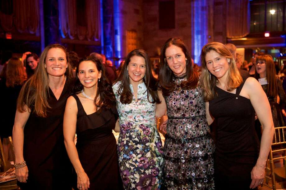 Winston Preparatory School held its annual benefit, Lives Over Time, at Cipriani 42nd Street in New York City on Saturday, April 1, 2017. Photo: Contributed/ Winston Preparatory Schools