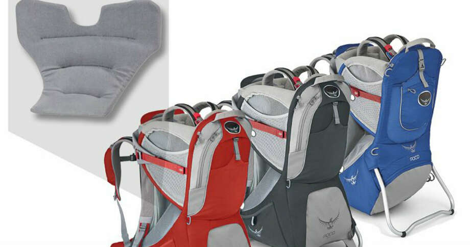 Osprey is recalling 82,000 child carriers after reports of children falling through the leg holes.>>Click to see other notorious recalls.  Photo: Courtesy