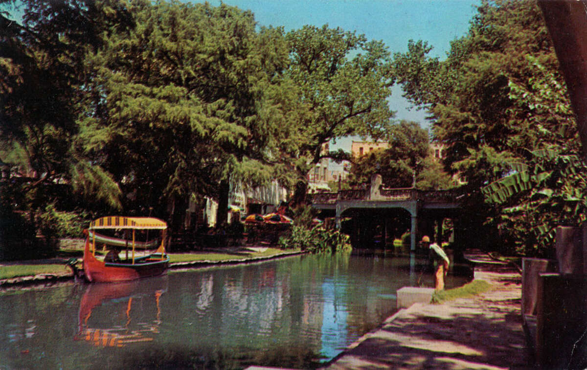 River Walk (circa 1974) Source: edwardsaquifer.net