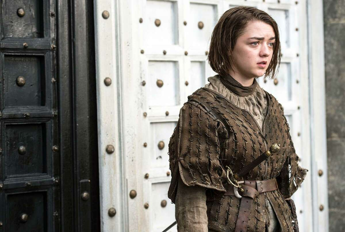 """""""Game of Thrones"""" star Maisie Williams will be at Albany International Airport this week, along """"Ender's Game"""" star Asa Butterfield, to film a new movie, """"Departures."""" Click through the slideshow for more celebrity sightings in the Capital Region."""
