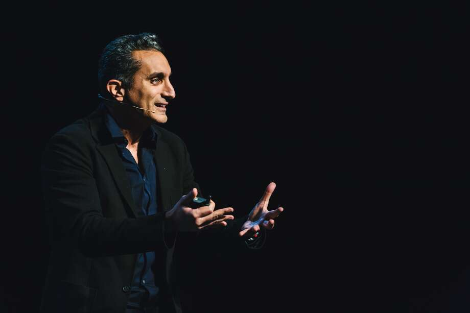 Bassem Youssef's YouTube channel, featuring short satirical shows, became the most popular in Egypt. Photo: Sunny Martini