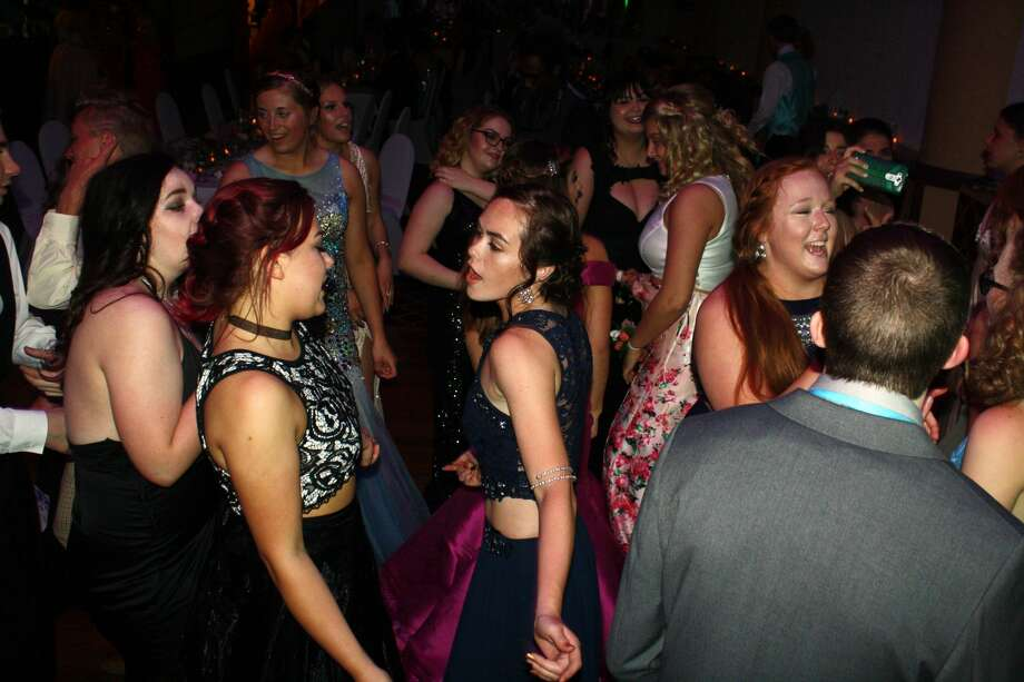 Elkton-Pigeon-Bay Port Laker High School 2017 Prom Photo: Rich Harp/For The Tribune