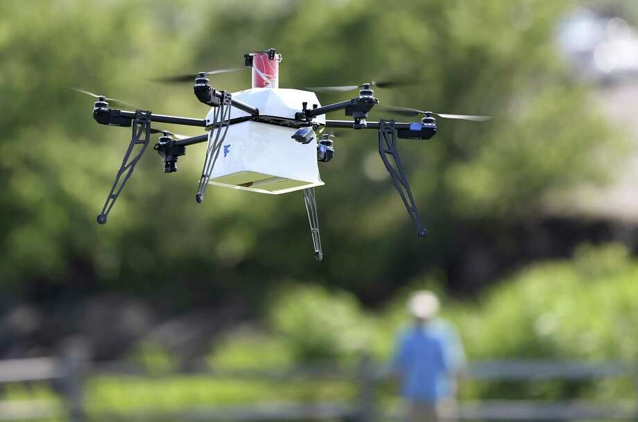 A bill that would have required police to obtain warrants before using airborne drones was killed in a legislative committee on Monday. Photo: Mel Evans / Associated Press / Copyright 2017 The Associated Press. All rights reserved.