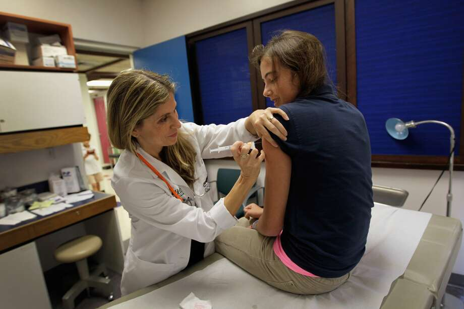 Though the CDC's Advisory Committee on Immunization Practices recommends routine HPV vaccination for boys and girls starting at 11-12 years old, the U.S. lags behind other developed countries in the vaccination rate.