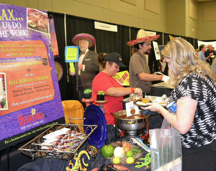 Guests at Tastefest can delight in culinary bites from local restaurants, caterers, wineries, breweries and more. Tastefest showcases local cuisine in our community. Tickets are on sale now at www.conroe.org or at the Chamber office. Photo: Submitted Photo
