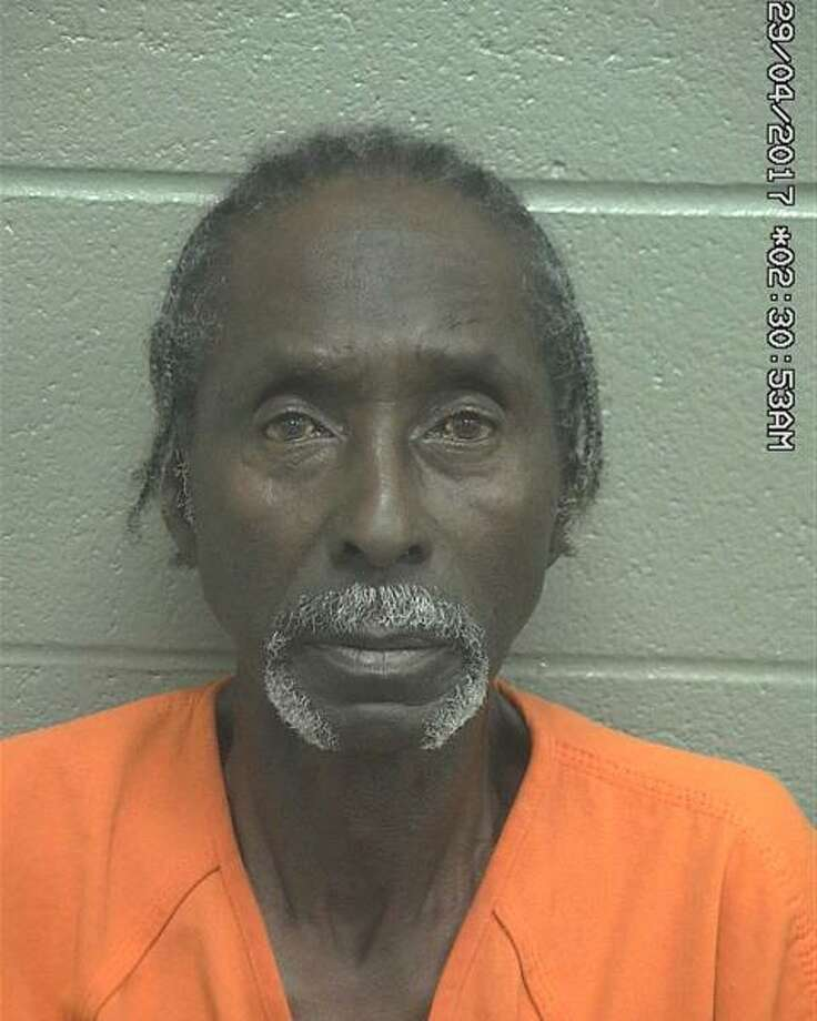 Rayfield Anthony Cooks, 66, was arrested Friday after he allegedly stabbed someone, according to court documents. Photo: Midland County Sheriff's Office