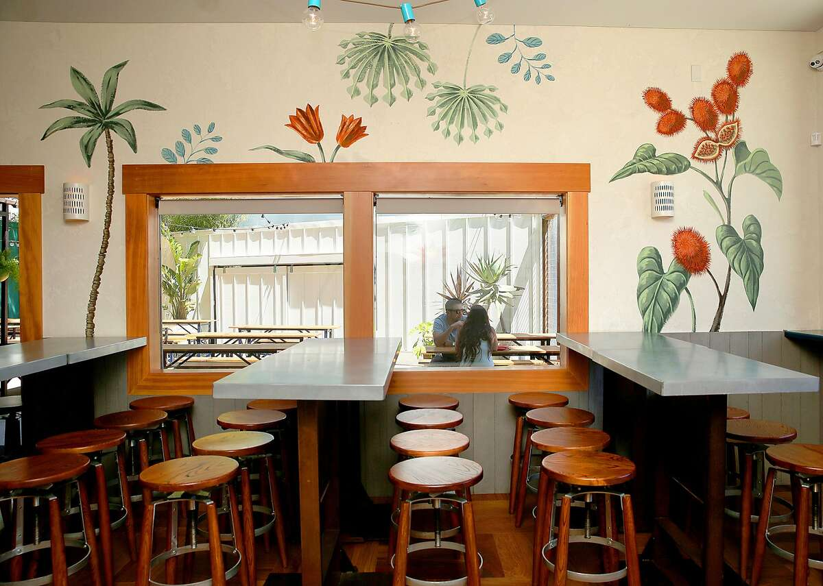 Most popular SF bars, according to Uber 9. Anina482 Hayes St.aninasf.com Anina was among the bright spots of 2017 for Chronicle wine critic Esther Mobley, and this new-ish bar in Hayes Valley continues to draw crowds to its doors with its fun, tropical loungey interior.