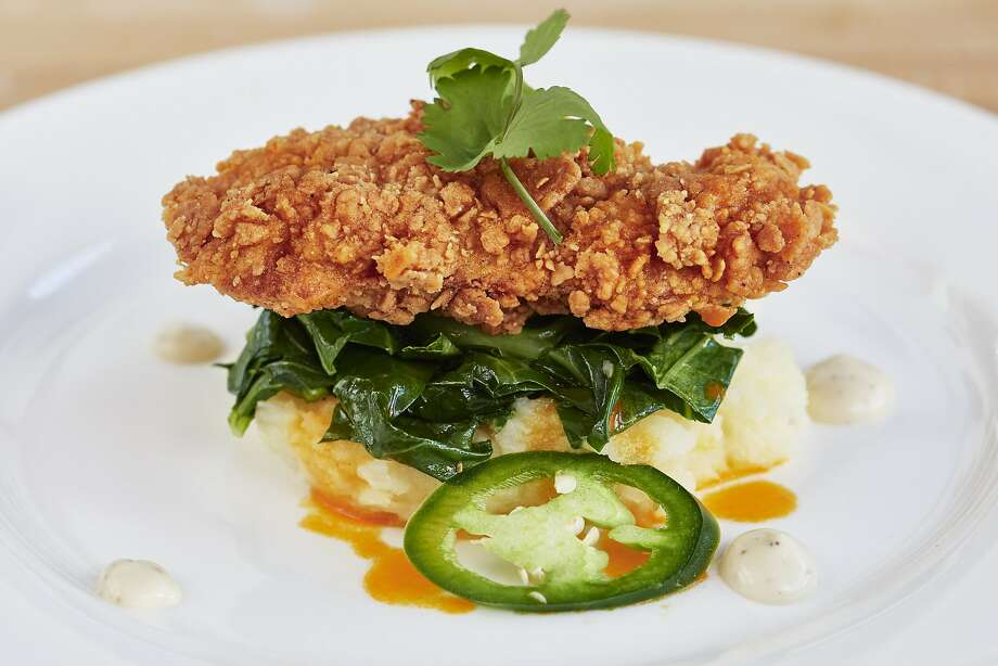 Southern Fried Chicken from Memphis Meats Photo: Memphis Meats