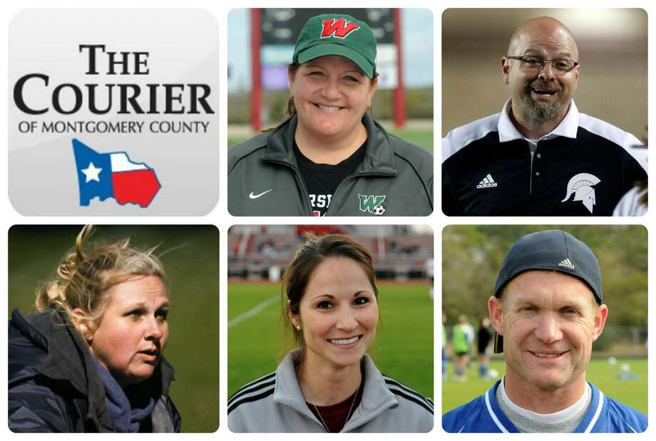The Woodlands' Dina Graves, Porter's Craig Matthews, College Park's Meredith Cook, Magnolia's April Cleveland and Oak Ridge's Jim Collins are The Courier's nominees for All-Montgomery County Girls Soccer Coach of the Year.