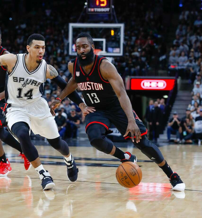 Houston Rockets Upcoming Home Games: Spurs-Rockets: 10 Key Numbers From Game 1