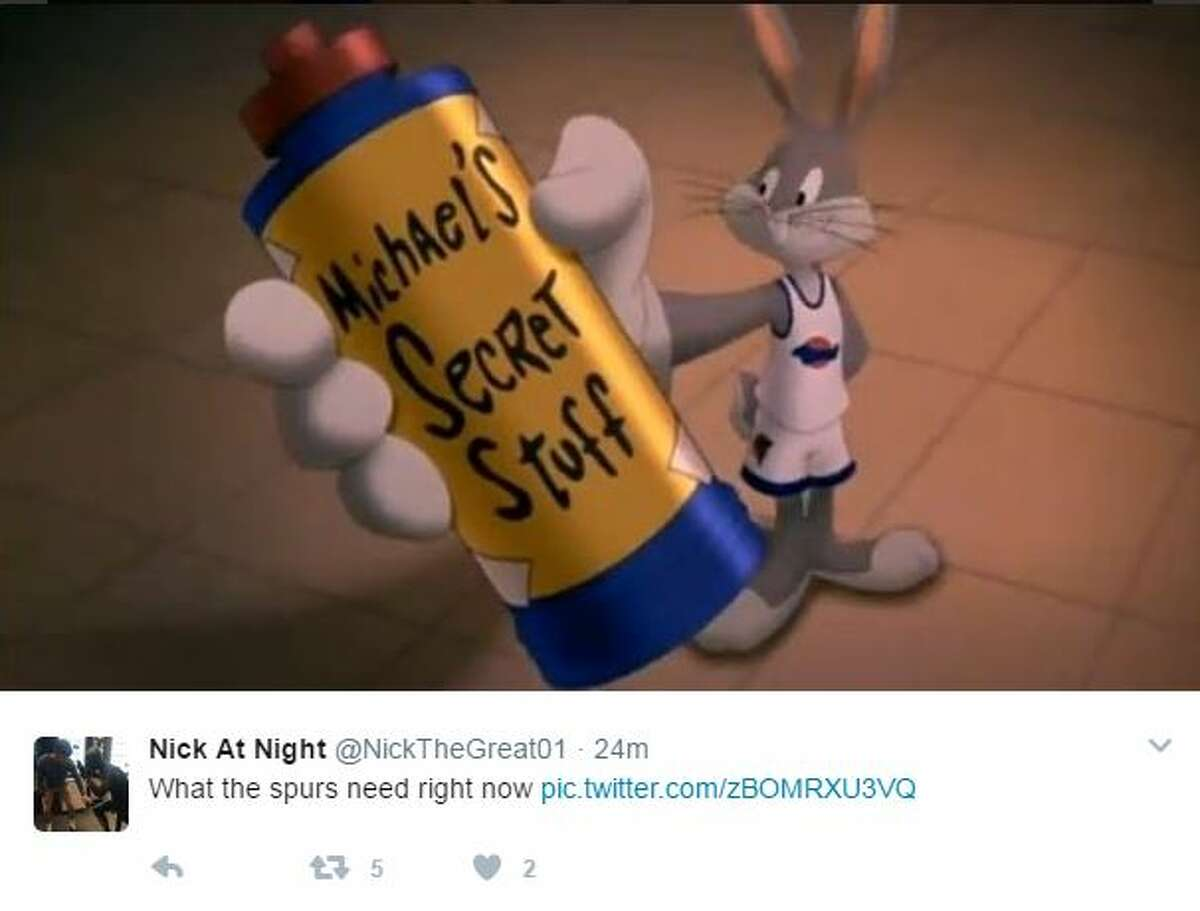 What the Spurs need right now