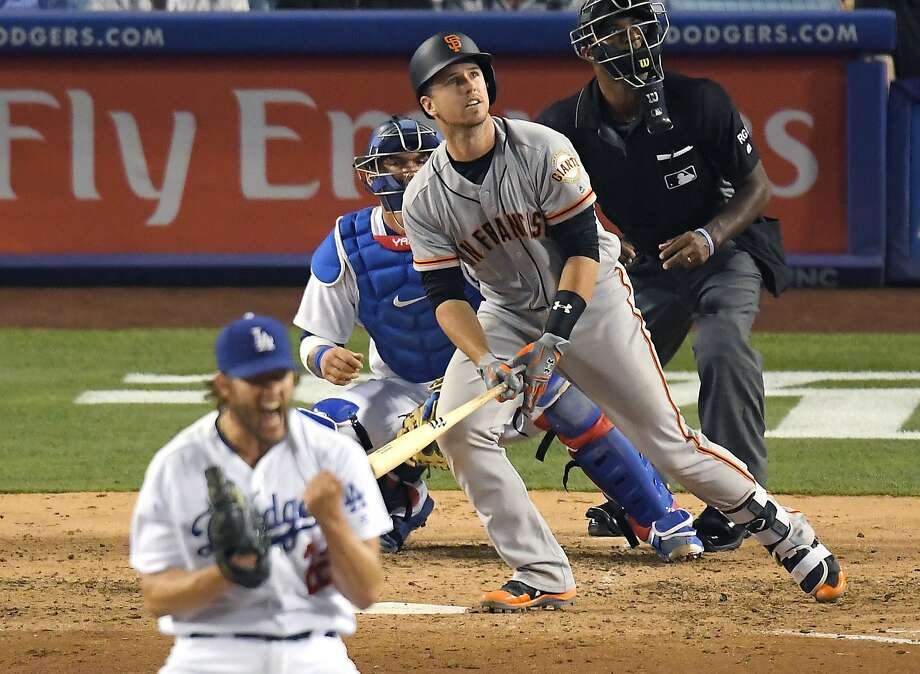 Corey Seager's two home runs lead Dodgers past Giants