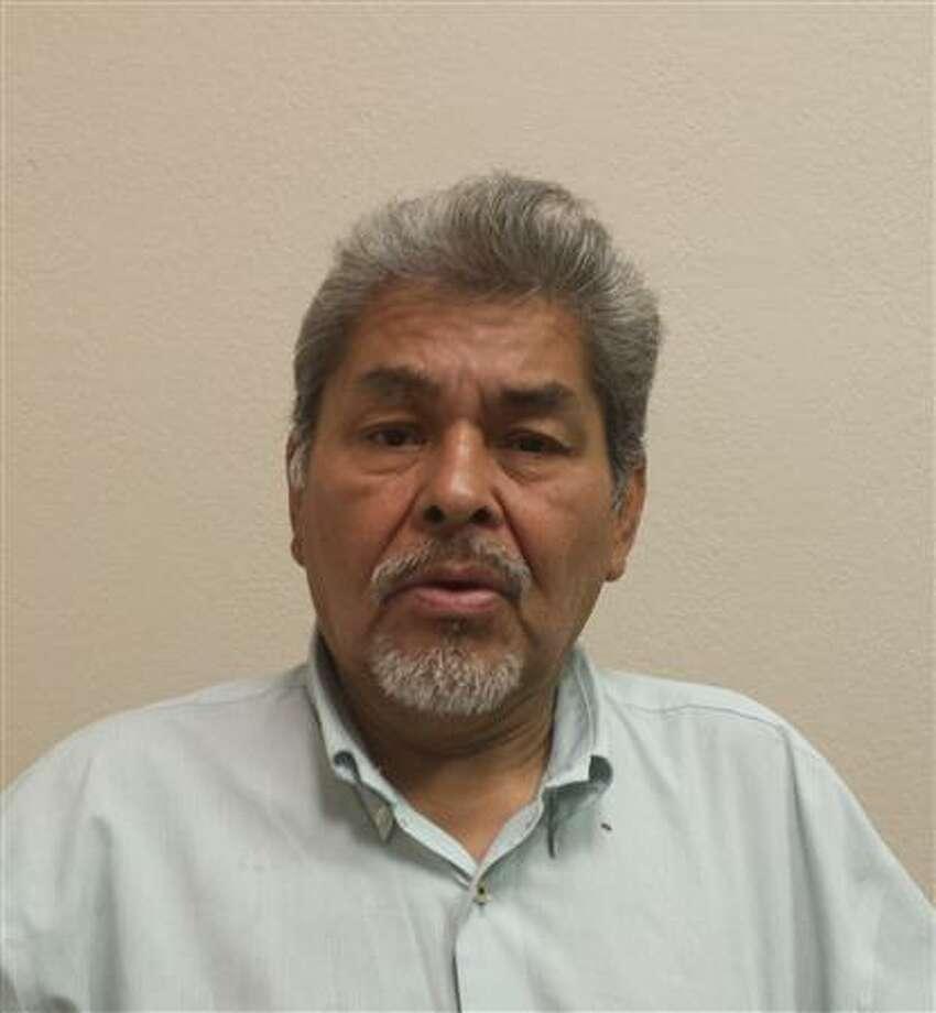 Carlos Gutierrez Photo: Laredo Police Department