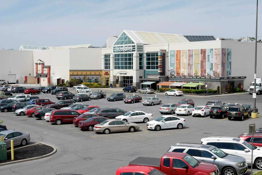 A View Of Crossgates Mall On Monday May 1 2017 In Guilderland