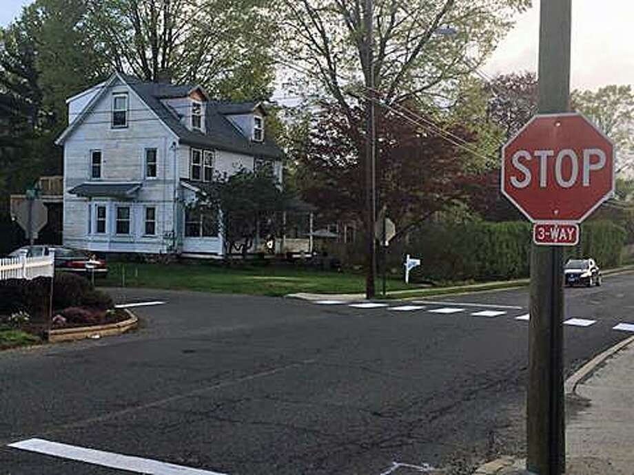 Drivers who use Pearl Street in Seymour are in for a surprise: New stop signs are now on the busy road. Three stop signs were recently installed at the intersection of Pearl and Pond streets. More than 3,300 vehicles a day pass through the area. Photo: Seymour Police Department