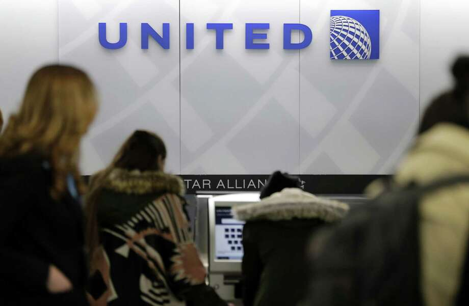The long wait in terminals, overbooked flights and cramped seating has made flying less comfortable. Photo: Seth Wenig / Associated Press / Copyright 2017 The Associated Press. All rights reserved.
