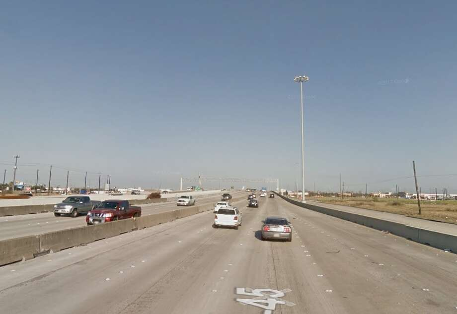 A planned TxDOT shutdown of the Gulf Freeway northbound lanes has been altered, giving drivers some traffic relief. A southbound shutdown remains in place for the weekend. SLIDESHOW: The 25 most congested freeways in Texas Photo: Google Earth