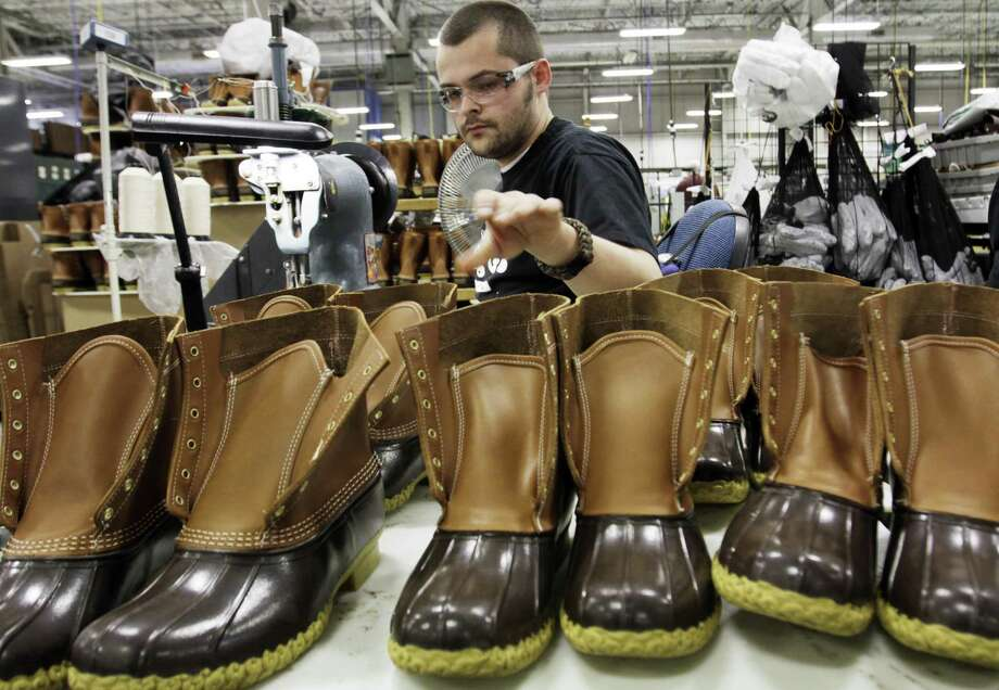 The Maine-based outfitter L.L. Bean plans to open a fourth Connecticut location in the summer of 2017, at The Shops at Yale in downtown New Haven. (AP Photo/Pat Wellenbach, File) Photo: Pat Wellenbach / Associated Press / Copyright 2016 The Associated Press. All rights reserved.