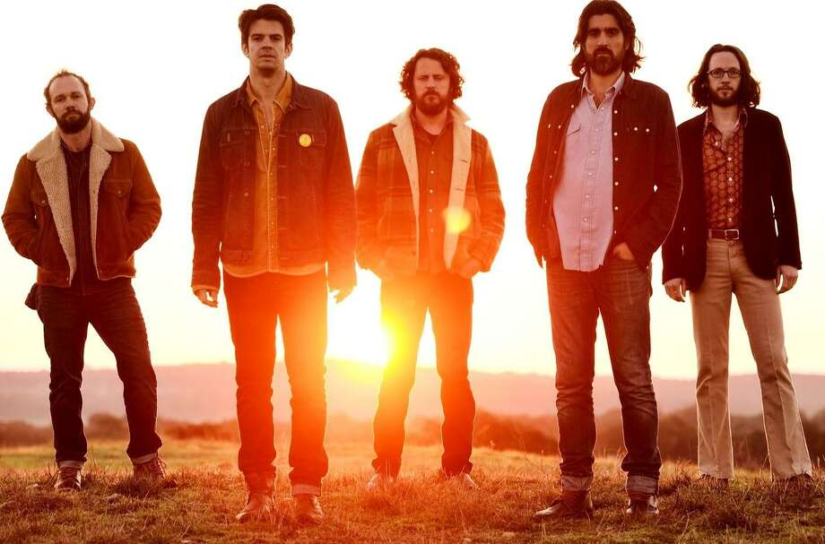 """Austin rockers the Band of Heathens are touring behind their new album """"Duende."""" Photo: Courtesy Photo"""
