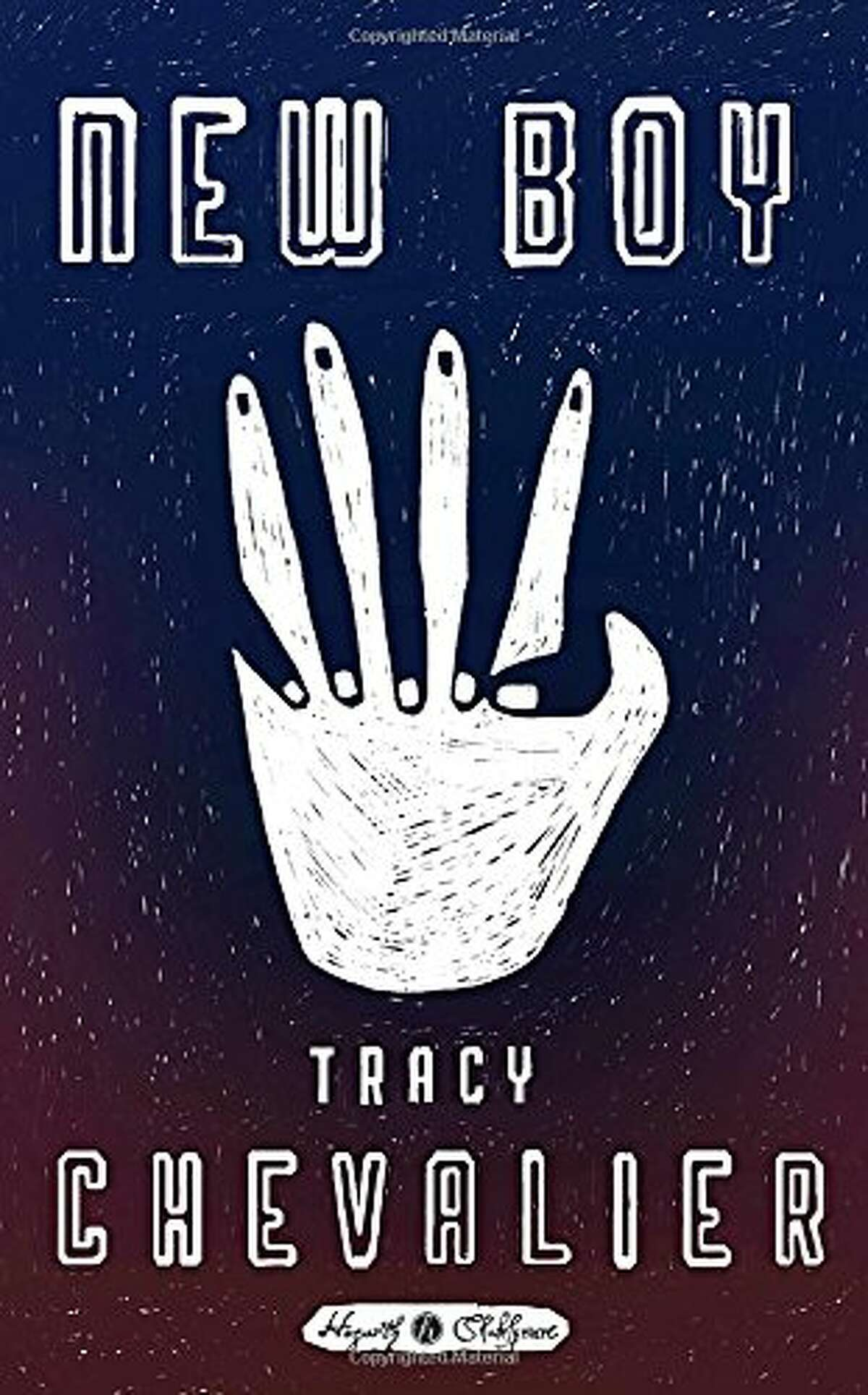New Boy by Tracy Chevalier (May 16) This modern-day retelling of