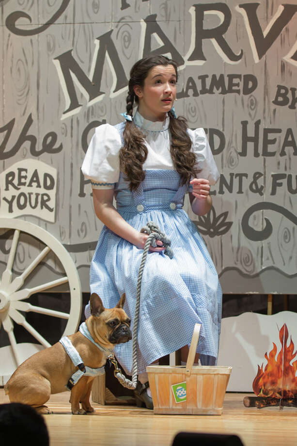 "Bethlehem High School production of ""The Wizard of Oz"" Photo: Provided"