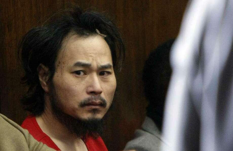 Former nursing student One Goh pleaded guilty to murdering seven people and wounding three others at Oikos University on Jan. 7, 2013. Photo: Sean Havey / The Chronicle / /