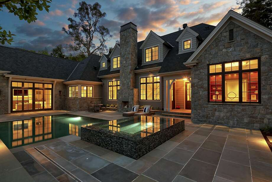 22 Toledo Court is a five-bedroom on a .93-acre lot in Lafayette. Photo: CircleVision