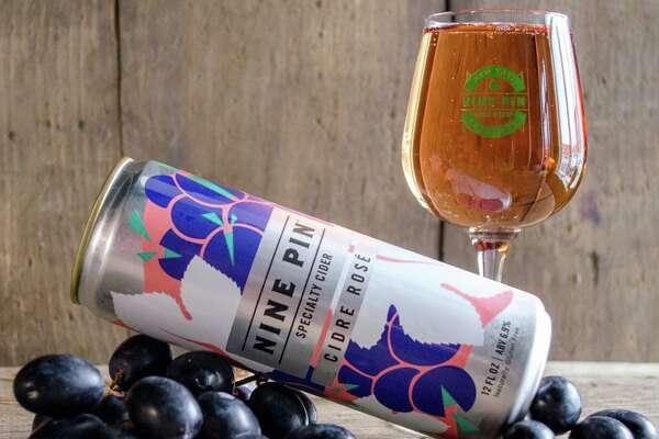 The Nine Pin Cidre Rosé