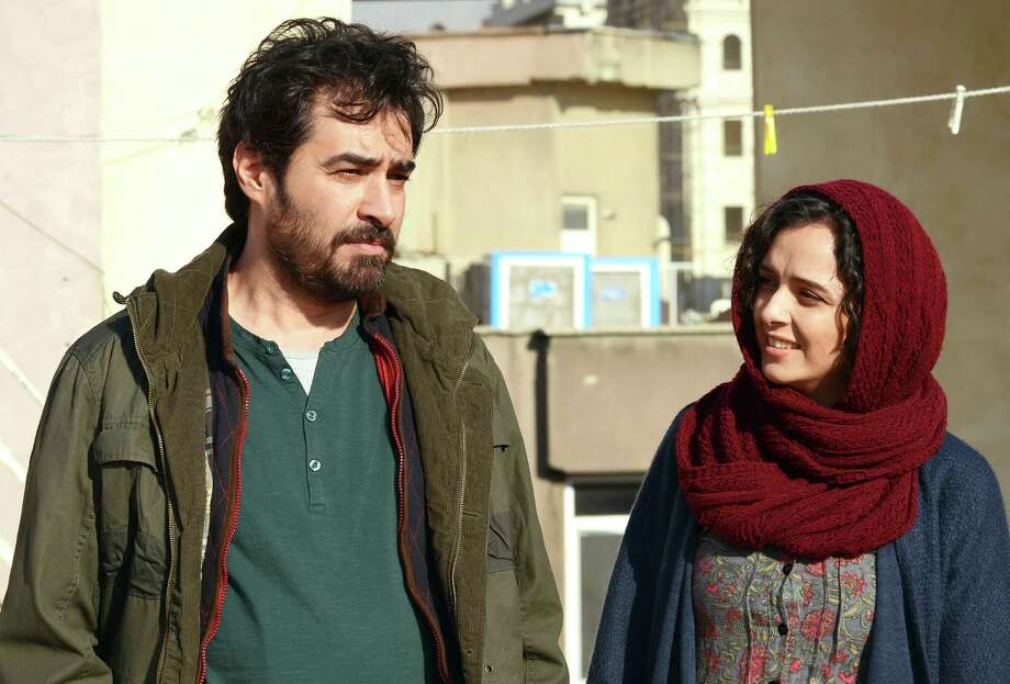 "Iranian writer/director Asghar Farhadi claimed his second foreign film Oscar with ""The Salesman,"" a tale about a modern Iranian couple struck by tragedy and emotional damage when the wife is brutally attacked in their home."