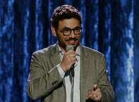 """Al Madrigal stars in the stand-up comedy special on Showtime """"Shrimpin' Ain't Easy."""""""
