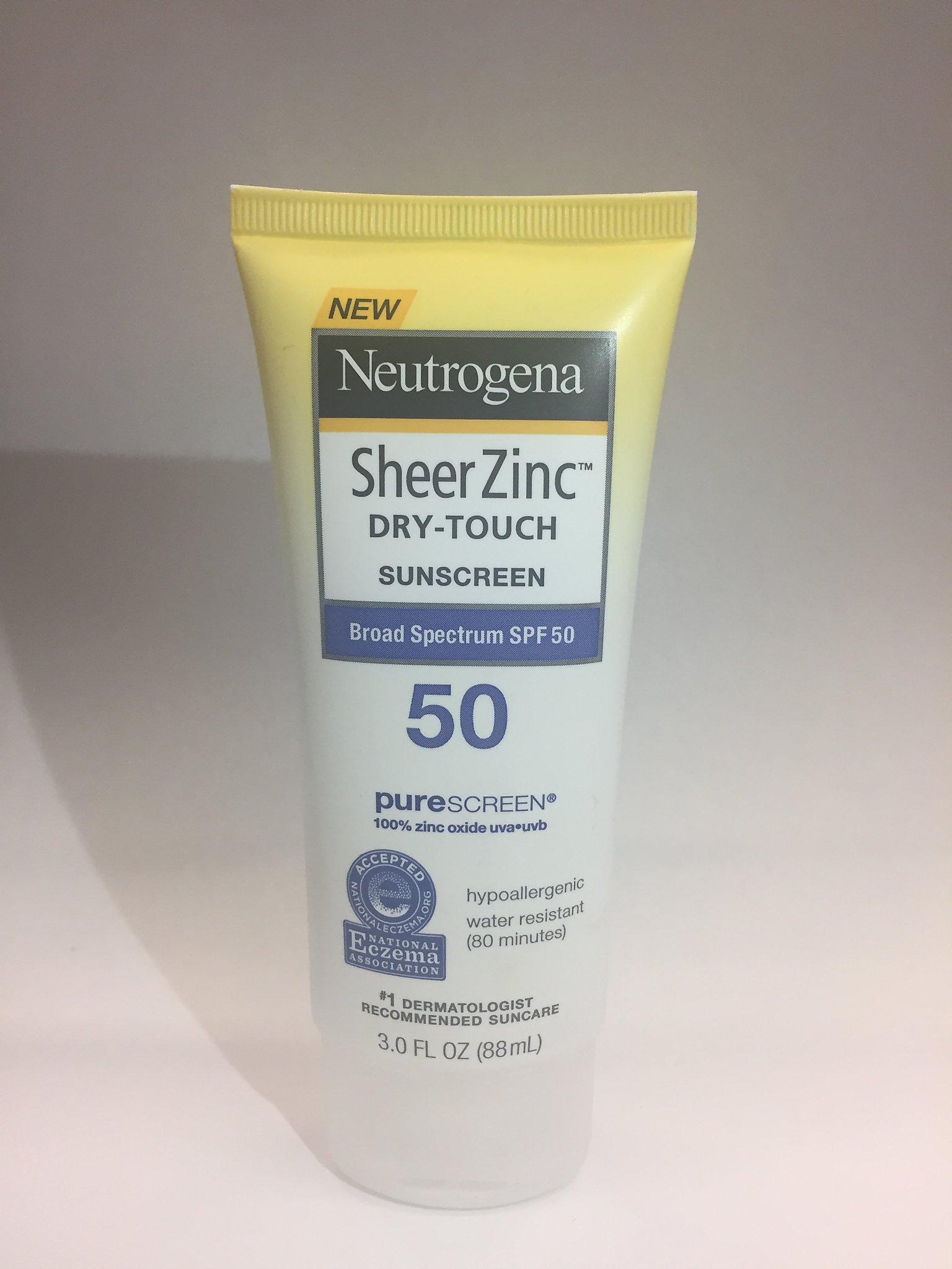 Zinc sunscreens raise the bar