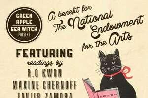 Four NEA fellows will read at Friday's fundraiser.