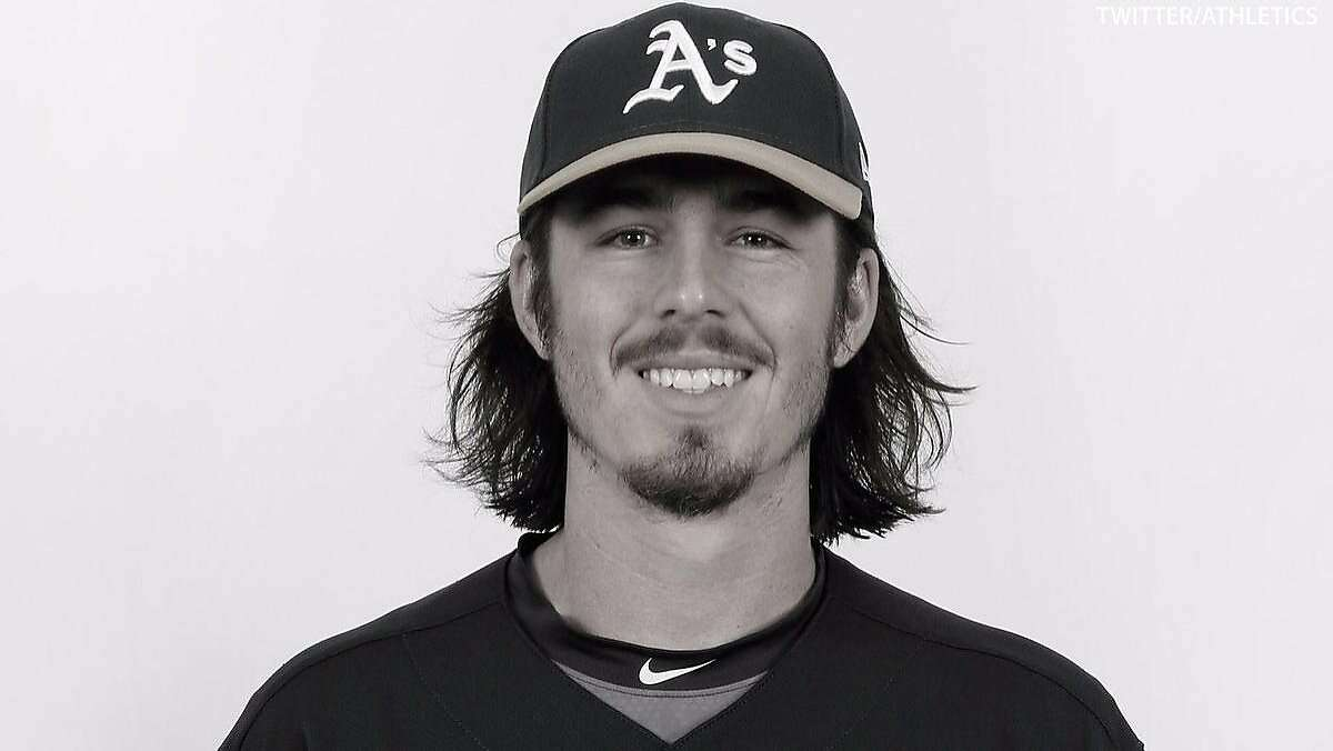 A's minor leaguer Casey Thomas died at the age of 24, the A's announced Tuesday.