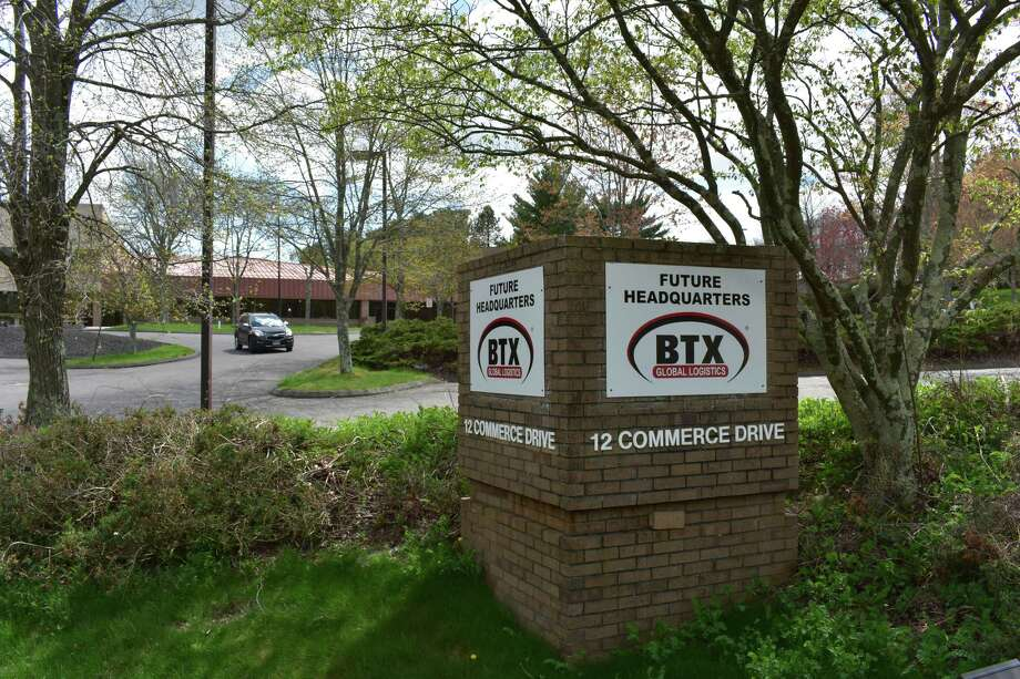 Entering May 2017, BTX Global Logistics purchased the building at 12 Commerce Dr. in Shelton, Conn. as its new headquarters. Photo: Alexander Soule / Hearst Connecticut Media / Stamford Advocate