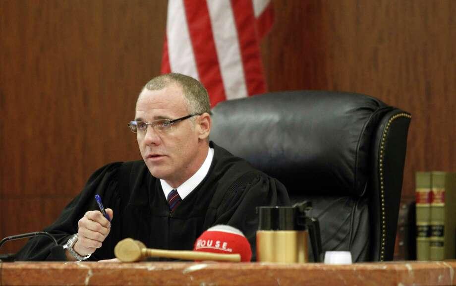 Boerne attorney, a former judge, jailed on drug charge ...