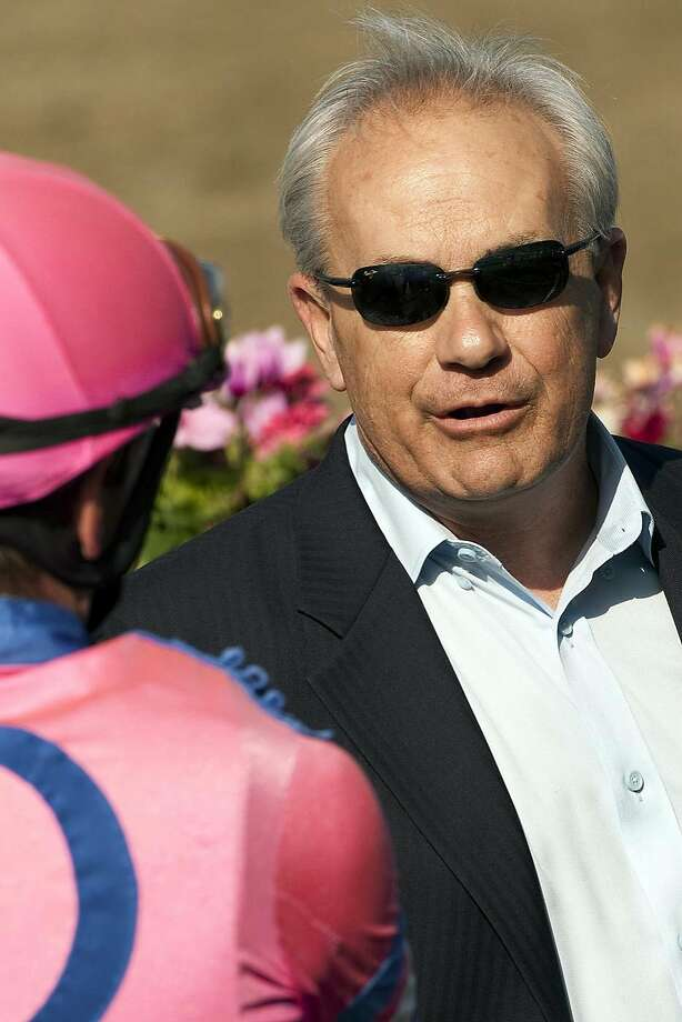 Jerry Hollendor- fer opted for another week of training for Songbird. Photo: Associated Press