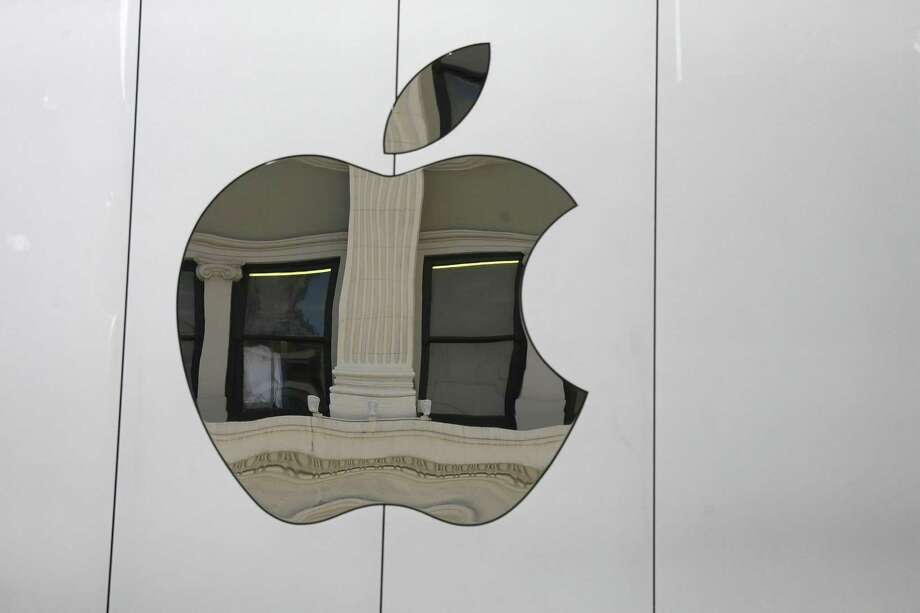 """Apple says it intends to bolster the U.S. manufacturing sector by creating a $1 billion """"advanced manufacturing fund"""" — with some of that initial money going toward a company the tech giant is prepared to partner with, CEO Tim Cook said. Photo: Eric Risberg /Associated Press / Copyright 2017 The Associated Press. All rights reserved."""