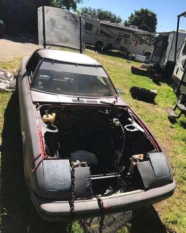 Race car stolen in Santa Cruz found at chop shop - SFGate