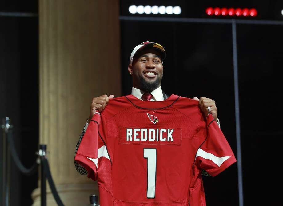 Arizona Cardinals Best bet: Haason Reddick, LB, TempleReddick is projected to be a star, especially on the Cardinals, who have been able to bring in versatile, athletic defensive players like Reddick to make life very difficult for quarterbacks in the division. At 6-foot-1, 230 pounds, Reddick will join a linebacker corps with former Washington State safety Deone Bucannon and Chandler Jones.  Photo: Jeff Haynes/AP