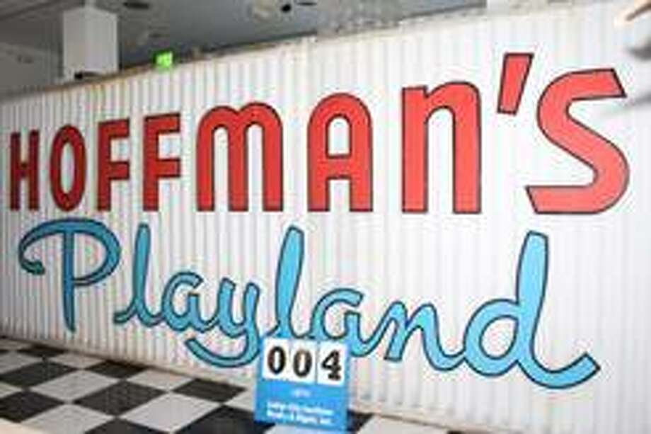 Collar City Auctions is selling old Hoffman's Playland items with online bidding that began this week. The amusement park closed in September 2014 after 52 years of operation. (Collar City Auctions photo)