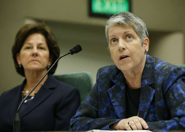 UC regents defend Napolitano, thank auditor for probe