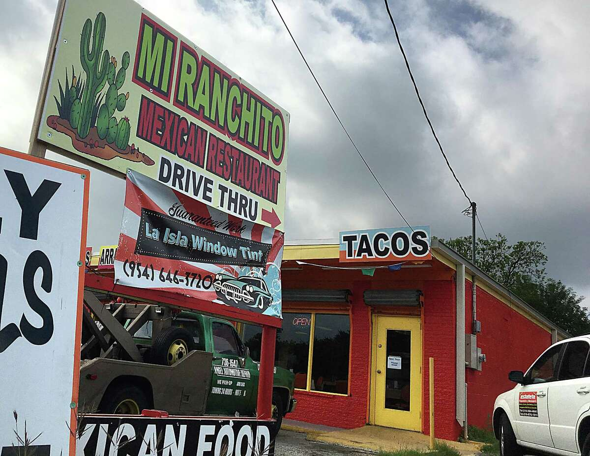 Mi Ranchito on Culebra Road.